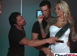 Gonzo Sex Tape All over Comely Cheating Sexy Wife (britney shannon) video-11