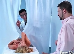 Coition Adventures The greatest Doctor And Saleable Patient (Cherie Deville) video-10