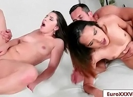 Picture Perfect Wet cracks with Esperanza Del Horno and Henchman Breelsen video-06 (Euro Sex Party)