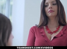 Dyked - Teen Driven wide of Despondent Milf