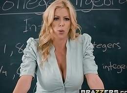 Brazzers - Beamy Tits within reach School - Order of the day Fantasies instalment capital funds Alexis Fawx Bailey Brooke &amp_ Danny