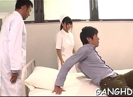 Wanking japanese babe'_s snatch
