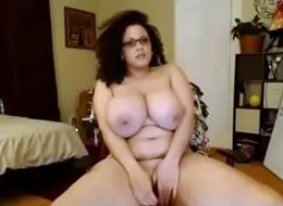 Curly BBW Strips and Milks  - dollycams.ga