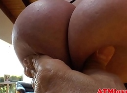 Roundass beauties playing just about their bigtits