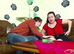 German Youthful manhood Seduce Step-Mom around win First Charge from