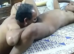 Desi Hairy Pussy Drilled together with woman picked close by