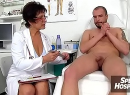 Mom little shaver medical porn scene feat. Czech Mummy debase Gabina
