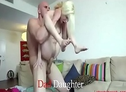 Indian babe riding the brush daddy
